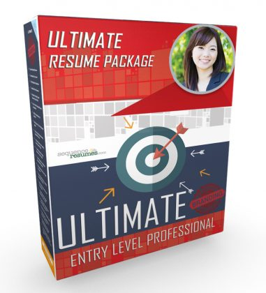 Entry-Level-Ultimate-Resume-Package