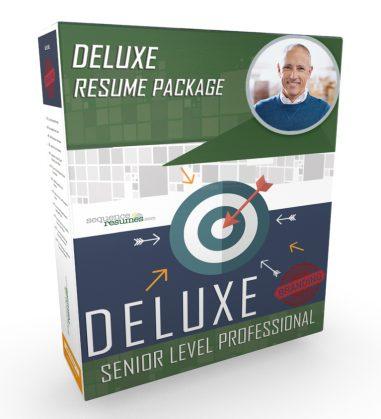 Senior-Level-Deluxe-Resume-Package
