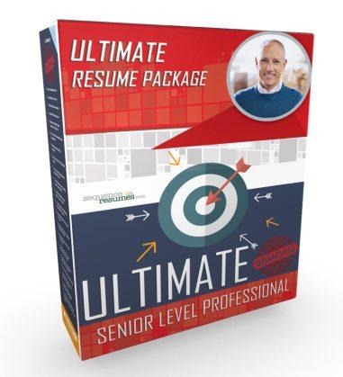 Senior-Level-Ultimate-Resume-Package