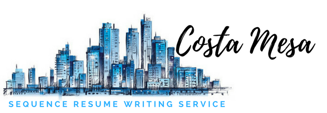 Costa Mesa - Resume Writing Service and Resume Writers