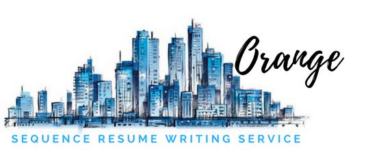 Orange - Resume Writing Service and Resume Writers