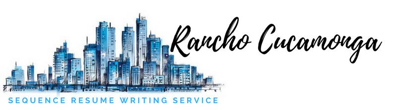 Rancho Cucamonga - Resume Writing Service and Resume Writers