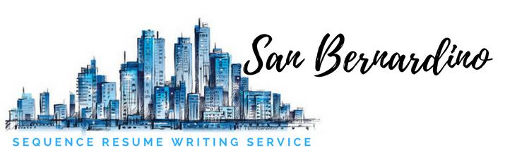 San Bernardino - Resume Writing Service and Resume Writers