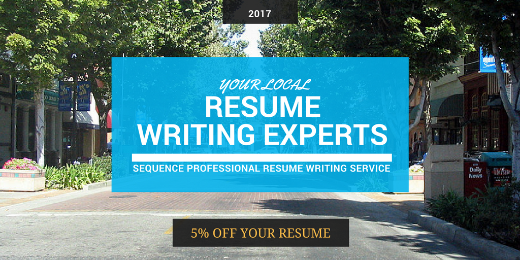 Your Local Resume Writing Service