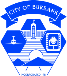 Seal of the City of Burbank