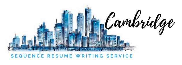 Cambridge - Resume Writing Service and Resume Writers