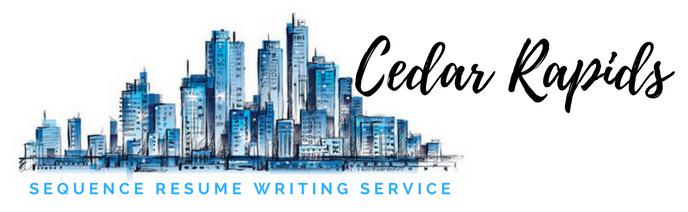 Cedar Rapids - Resume Writing Service and Resume Writers