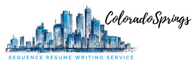 Colorado Springs - Resume Writing Service and Resume Writers