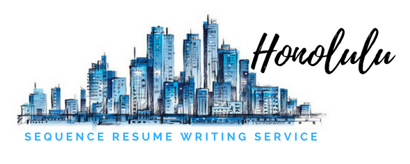 Honolulu resume writing service