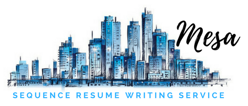 Mesa - Resume Writing Service and Resume Writers