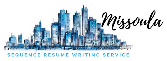 Missoula - Resume Writing Service and Resume Writers
