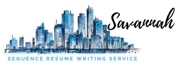 Savannah - Resume Writing Service and Resume Writers