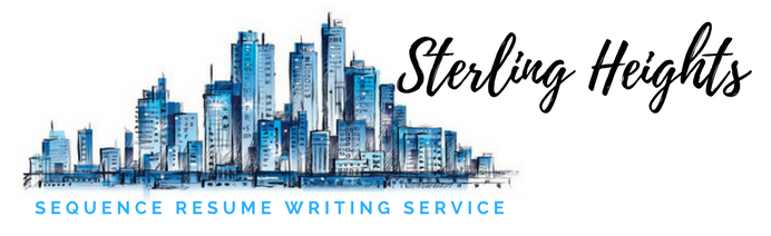 Sterling Heights - Resume Writing Service and Resume Writers