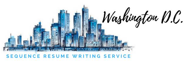 Washington D.C. - Resume Writing Service and Resume Writers